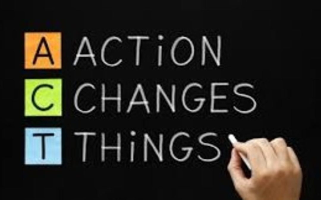 """Action""​ — the Key Driver of Success"